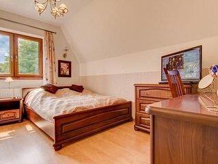 Ferienwohnung Zakopane für 4 - 8 Personen mit 4 Schlafzimmern - Ferienwohnung