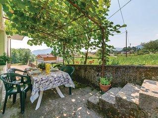 2 Zimmer Unterkunft in Cesiomaggiore (BL)