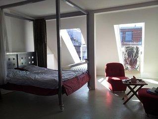 Ferienwohnung Berlin fur 1 - 2 Personen mit 1 Schlafzimmer - Ferienwohnung