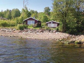2 Zimmer Unterkunft in Sætre