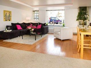 Charmantes und wunderschones Studio-Apartment im lebendigen Viertel Jordaan, im