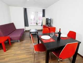 ZH Blueberry - Oerlikon HITrental Apartment
