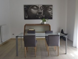 My  Loft  in  Naples,   located in the city center with big terrace