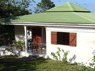 Villa Lime - côté sous le vent
