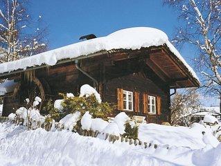 Ferienhaus Hüttl - Alte Mühle (GSN100) in Trins - 4 Personen, 1 Schlafzimmer