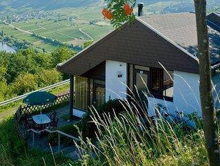 4-Personen-Ferienhaus im Ferienpark Landal Mont Royal - in den Bergen/Hugellands