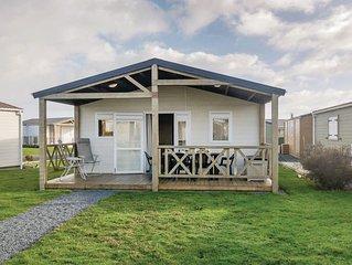 3 Zimmer Unterkunft in Grandcamp Maisy
