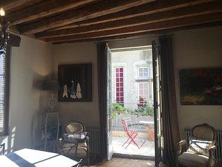 Magnifique Maison de ville coeur de ville historique à Blois