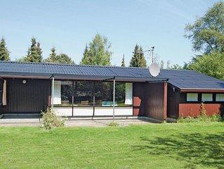 3 Zimmer Unterkunft in Væggerløse