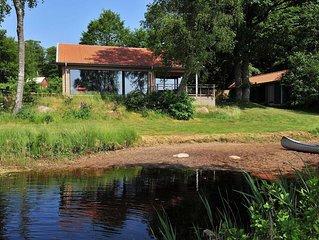 Ferienhaus Skanes Fagerhult fur 4 - 6 Personen mit 2 Schlafzimmern - Ferienhaus