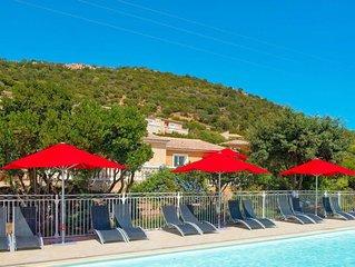 Apartment Residence Via Mare  in St.Lucie de Porto Vecchio, Corsica - 4 persons