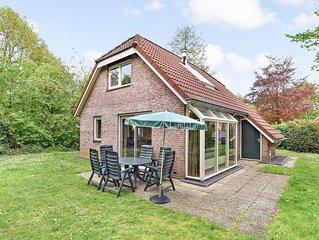 Komfort 6-Personen-Ferienhaus im Ferienpark Landal Stroombroek - am Wasser/Freiz