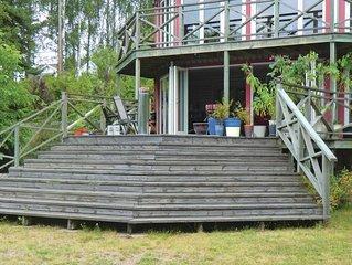 1 Zimmer Unterkunft in Oskarshamn