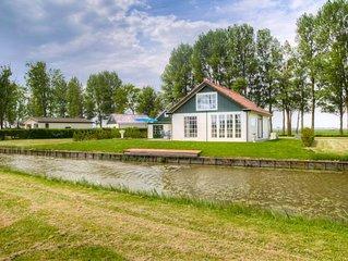 Ferienhaus Park Westerkogge in Berkhout - 6 Personen, 3 Schlafzimmer