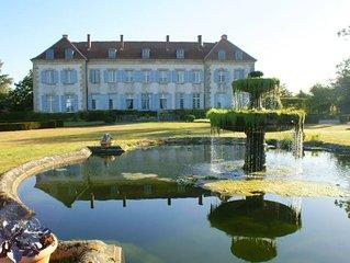 Semaine de reve au Chateau de Sannat