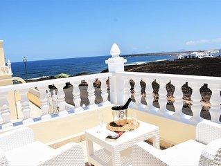 Villa  Verde  Mar.  Sol, tranquilidad , ubicación idílica