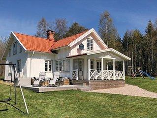 3 Zimmer Unterkunft in Sollebrunn