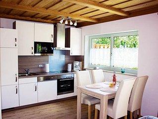 Exklusives 70qm-großes Appartement mit Terrasse