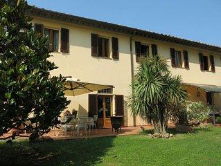 Ferienhaus ai Pioppi (SGT130) in San Giuliano Terme - 8 Personen, 4 Schlafzimmer