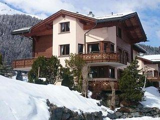 Ferienwohnung Klosters für 2 - 3 Personen mit 2 Schlafzimmern - Ferienwohnung in