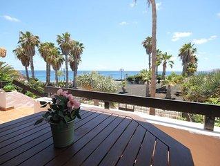 Beach Front Oasis - Ferienwohnung am Meer in Puerto del Carmen