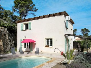 Vacation home in Sillans - la - Cascade, Côte d'Azur hinterland - 6 persons, 3