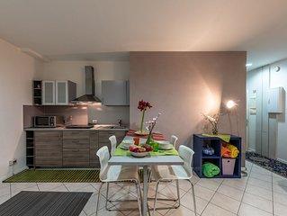Modern ausgestattete Ferienwohnung - Enjoy Lifestyle