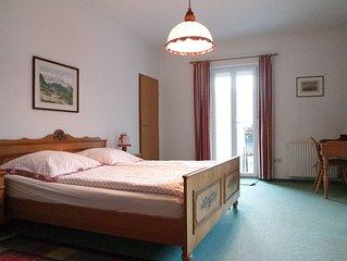 Wohnung PREDIGTSTUHL: 2-Zimmer-Wohnung für 1-3 Personen mit großem Süd-Balkon