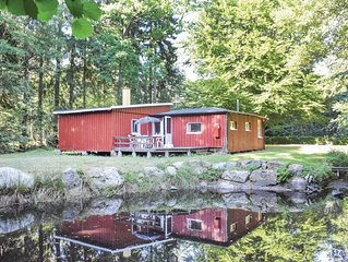 3 Zimmer Unterkunft in Tjornarp