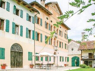 2 Zimmer Unterkunft in Santa Giustina (BL)