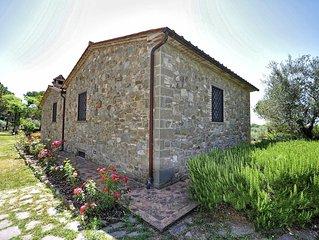 Casa Fiordaliso e` in delizioso appartamento vicino al Lago Trasimeno, parte di