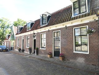 Comfortable Holiday Home in Edam with Fenced Courtyard