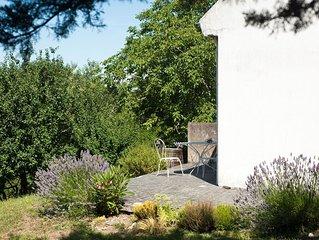 Maison avec jardin proche des plages