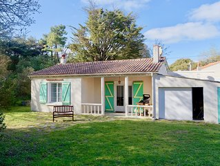 Maison de vacances pour 7 personnes a Saint-Hilaire-de-Riez