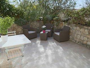 Maison de village provençale (4/5 pers) climatisée - très calme et confortable