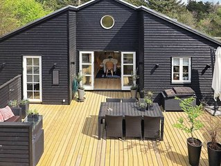 Pleasant Holiday Home in Jutland Denmark with Whirlpool