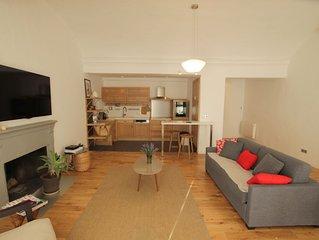 Le Cocteau: appartement 4 personnes, balcon Vieille ville de Villefranche sur me