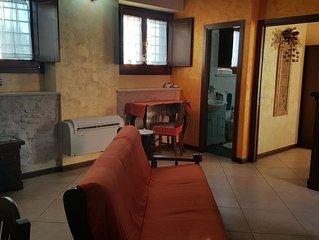 La cascina della vachina... Appartamento Pietro