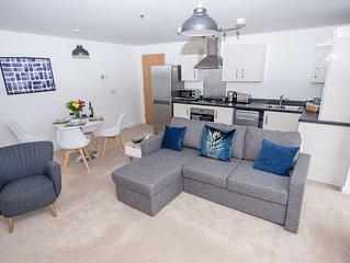 Beautiful Peterborough City Centre Apartment