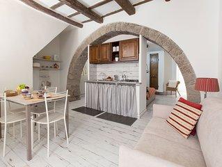 IN-Centro Charme-Maison: vacanze nel cuore del quartiere medievale di Viterbo