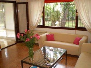 Exclusive villa in Sani, Halkidiki