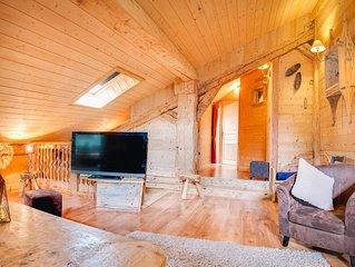 Appartement dans une ferme renovee alliant authenticite et modernite, proche du