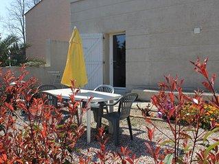 Studio 5 pers. a St-Cyprien entre village et plages sur site coteradieuse Wifi
