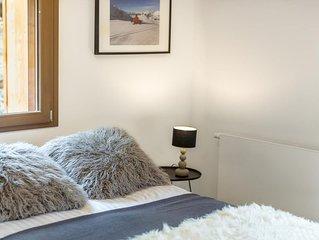Superbe appartement moderne et chaleureux, proche du centre et des remontees mec