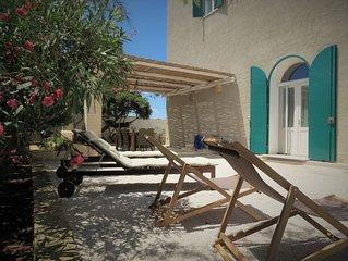 Esclusivo appartamento in antica villa sul mare_Baia di Punta Prosciutto