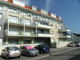 Appartement Fort-Mahon-Plage, 2 pièces, 4 personnes