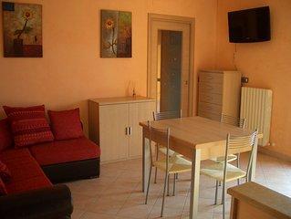 Appartamento moderno e confortevole per una vacanza al mare di classe