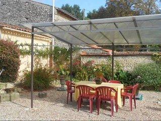 Jolie maison avec jardin and terrasse