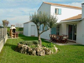 Maison ideale pour des vacances au ceour de l'Ile de Noirmoutier