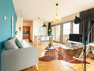 Godecharles III - Deux Chambres Appartement, Couchages 5